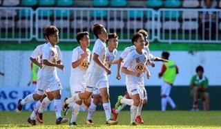 U19 HAGL vượt qua Vietel ở trận ra quân U19 quốc gia 2019