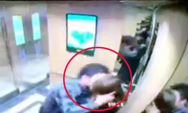 Gã biến thái sàm sỡ nữ sinh trong thang máy ở Hà Nội đã ra trình diện