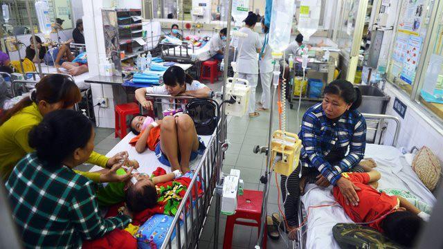 Cảnh báo những biến chứng nguy hiểm của bệnh sởi ở trẻ em