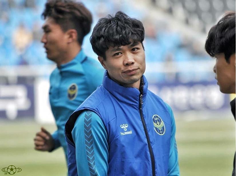 HLV Incheon chia sẻ ông đưa Công Phượng vào sân ở phút bù giờ là do chiến thuật