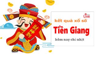 XSTG 12/7 - Kết quả xổ số Tiền Giang hôm nay chủ nhật ngày 12/7/2020