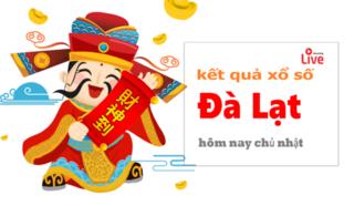 XSDL 10/3 - Kết quả xổ số Đà Lạt chủ nhật ngày 10/3/2019