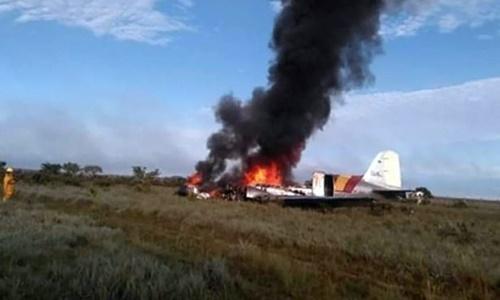 Không ai sống sót trong vụ rơi máy bay thảm khốc ở Colombia