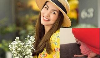 Clip: Con gái Tăng Thanh Hà nói tiếng Anh cực đáng yêu