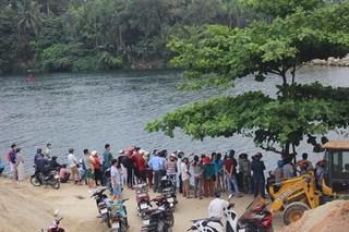 Quảng Nam: Huy động lực lượng tìm kiếm tung tích người nghi nhảy cầu tự tử