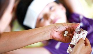 Trẻ bị cảm cúm, dùng thuốc thế nào hiệu quả nhất?