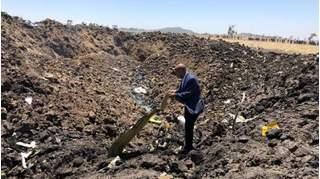 Máy bay Ethiopia rơi 157 người chết: Tiết lộ sốc của nhân chứng
