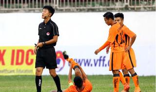 Trung vệ U19 Đà Nẵng gặp chấn thương nặng, nghỉ thi đấu gần một năm