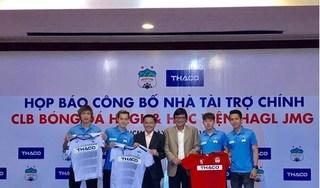 CLB HAGL có nhà tài trợ 'khủng', quyết vô địch V.League 2021