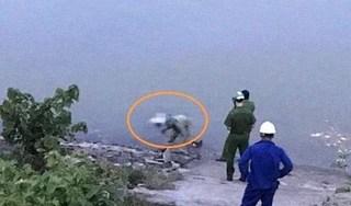 Hải Phòng: Phát hiện thi thể nam giới đang phân huỷ trên sông Cấm