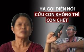 Mẹ của cô giáo trong vụ lùm xùm ở La Gi: 'Nó nói bố mẹ lên cứu con, không thì người ta đánh chết'
