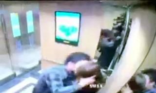 VKS quận Thanh Xuân vào cuộc vụ nữ sinh bị cưỡng hôn trong thang máy