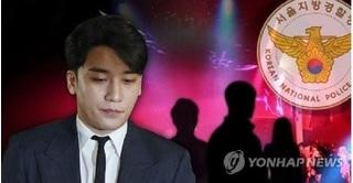 Sau loạt lùm xùm môi giới bán dâm, Seungri tuyên bố rút khỏi Big Bang