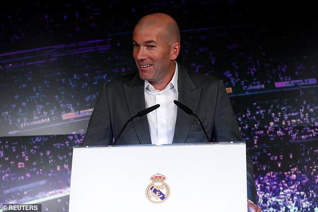 Nguyên nhân Zinedine Zidane trở về Real Madrid dù đã dứt áo ra đi