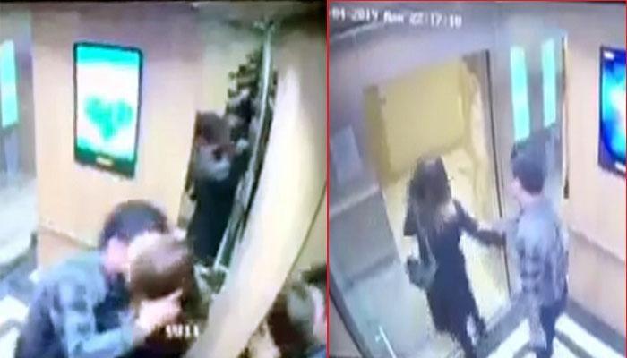 Đã xác định được danh tính gã 'biến thái' sàm sỡ nữ sinh trong thang máy