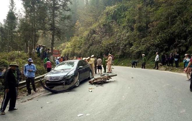 Vụ 'bắt vạ' lái xe 400 triệu sau tai nạn tại: Tài xế ô tô không có lỗi