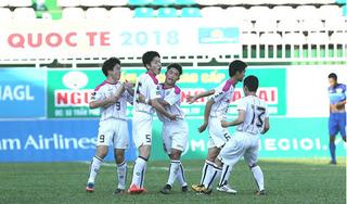 U19 HAGL vào bán kết U19 quốc gia sau chiến thắng kịch tính trước An Giang