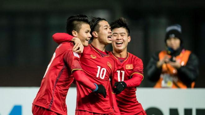 Đội tuyên Việt Nam tiếp tục tăng bặc trên BXH FIFA tháng 3/2019