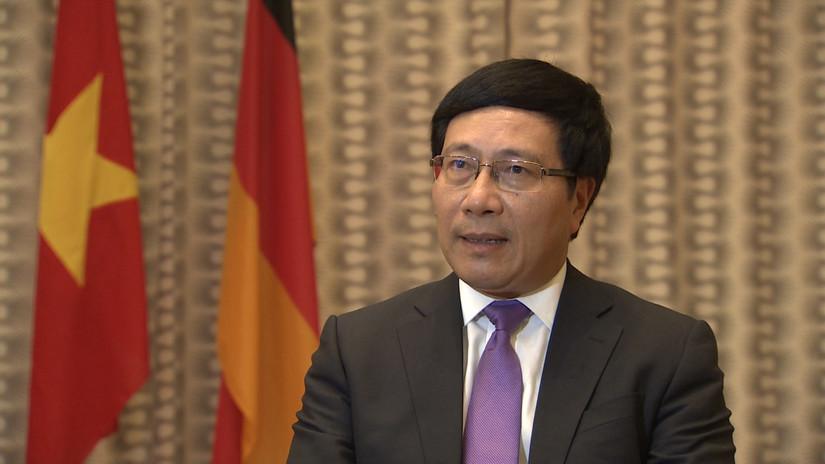 Phó thủ tướng Phạm Bình Minh mong muốn Malaysia trả tự do cho Đoàn Thị Hương