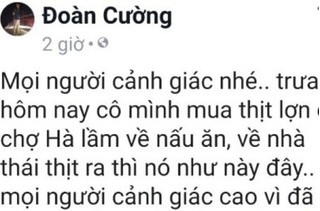 Công an Quảng Ninh làm việc với người đăng thông tin sai sự thật về dịch tả lợn Châu Phi