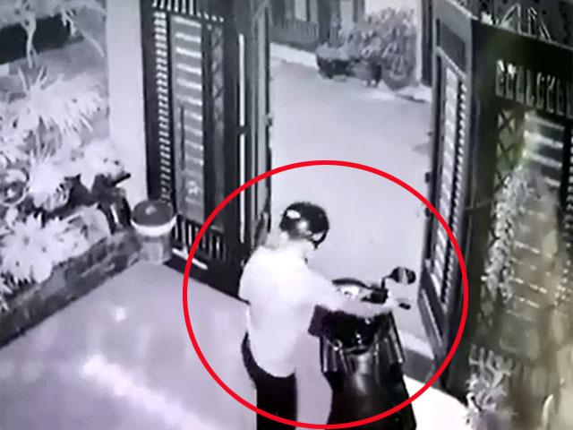 Hải Phòng: Tóm gọn thanh niên 9X đột nhập nhà dân trộm nhiều xe máy