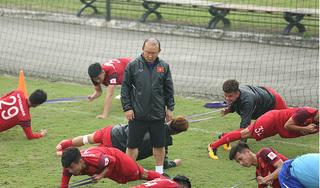 Vì sao HLV Park Hang Seo chưa chốt danh sách U23 Việt Nam?