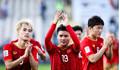 Đội tuyển Việt Nam so tài với Thái Lan và Trung Quốc vào mùa hè tới