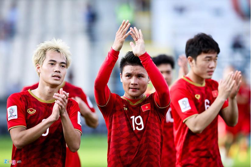 Đội tuyển Việt Nam so tài với Thái Lan, Trung Quốc ở King Cup 2019