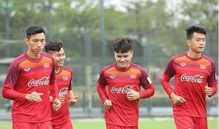 U23 Việt Nam đón tin vui trước thềm vòng loại U23 châu Á
