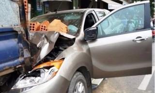 Tin tức TNGT mới nhất ngày 14/3/2019: Va chạm với ô tô con, người đàn ông tử vong