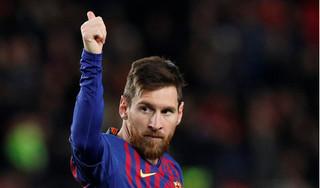 HLV Lyon 'ngả mũ' trước khả năng săn bàn tuyệt đỉnh của Messi