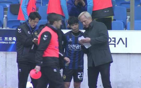 HLV Park Hang Seo tin rằng Công Phượng sẽ sớm thành công ở Hàn Quốc