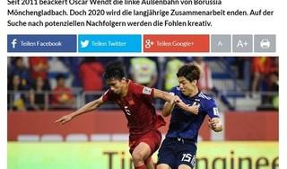 Đội bóng nổi tiếng nước Đức muốn chiêu mộ Đoàn Văn Hậu
