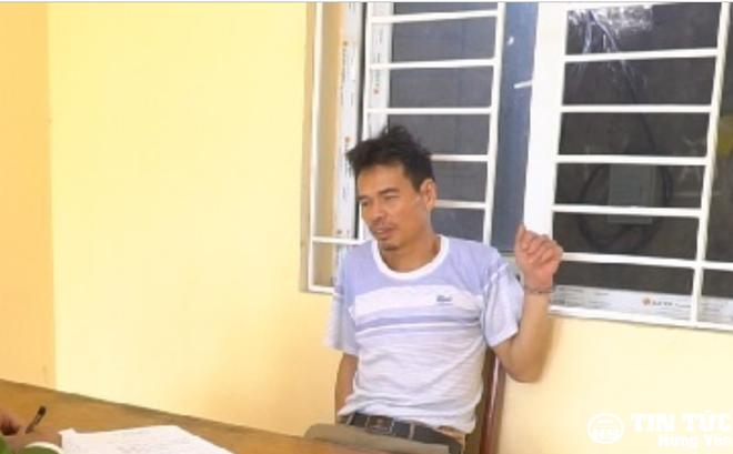 Hưng Yên: Chém trọng thương trưởng và phó công an xã rồi về nhà uống rượu
