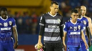 VFF mời công an điều tra trận thua sốc của B.Bình Dương tại AFC Cup