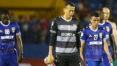 Liên đoàn bóng đá Việt Nam cho biết sẽ mời C45 điều tra trận thua của Bình Dương