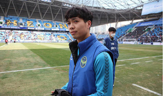Tiền đạo Công Phượng có thêm 'đối thủ nặng ký' ở CLB Incheon United