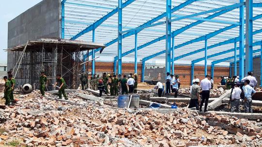 Nguyên nhân vụ sập tường khiến 8 người thương vong ở Vĩnh Long