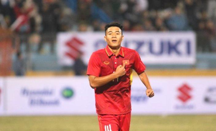 Tiền đạo Đức Chinh tự tin cạnh tranh suất đá chính ở U23 Việt Nam