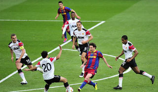 Bốc thăm tứ kết Champions League: MU đụng 'khắc tinh' Barcelona