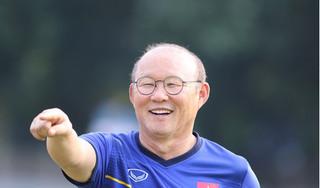 HLV Park Hang Seo đón tin vui trước thềm vòng loại U23 châu Á