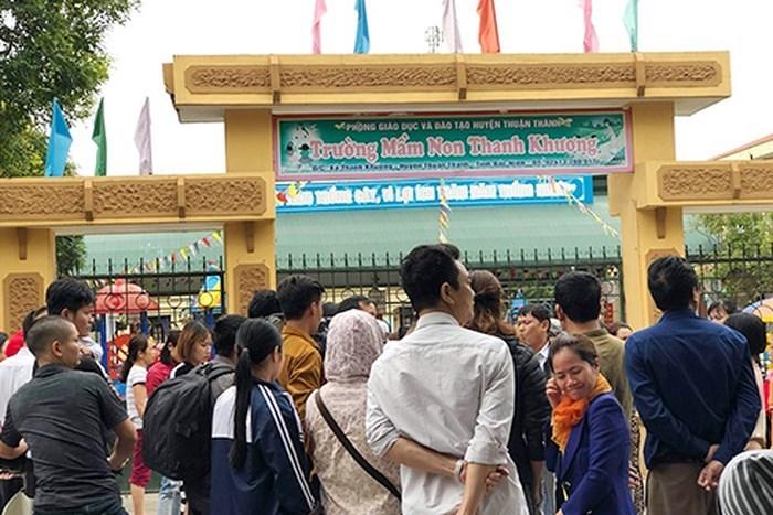 Chủ tịch UBND tỉnh Bắc Ninh chỉ đạo làm rõ vụ cung cấp thực phẩm tại trường Mầm non Thanh Khương
