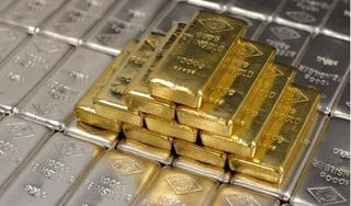 Giá vàng hôm nay 26/4: Chứng khoán sụt giảm, vàng, USD cùng tăng