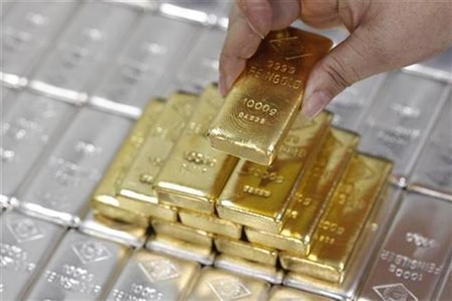 Giá vàng hôm nay 16/5: Vàng SJC tiếp tục tăng thêm 30.000 đồng/lượng