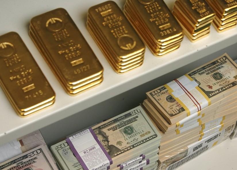 Giá vàng hôm nay 23/3: Cuối tuần giá vàng tăng mạnh theo đà tăng của thế giới