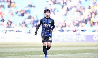 Công Phượng thi đấu 30 phút, Incheon bại trận trước Sangju Sangmu