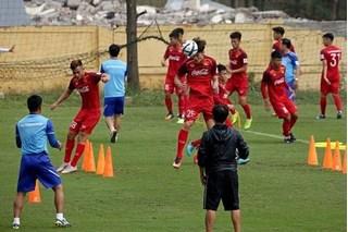 Bất ngờ với cặp tiền vệ trung tâm của U23 Việt Nam tại vòng loại U23 châu Á