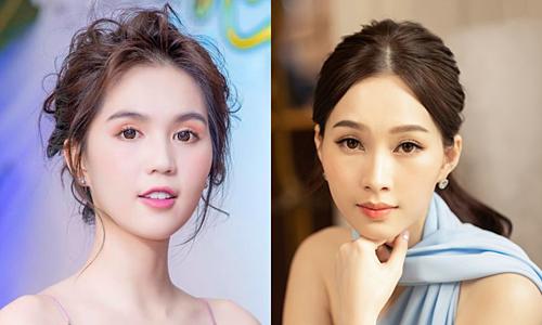 Ngọc Trinh vượt mặt cả Đặng Thu Thảo trong Top 100 gương mặt đẹp châu Á