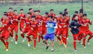 HLV Park đã tìm được người thay thế Công Phượng ở vòng loại U23 châu Á?
