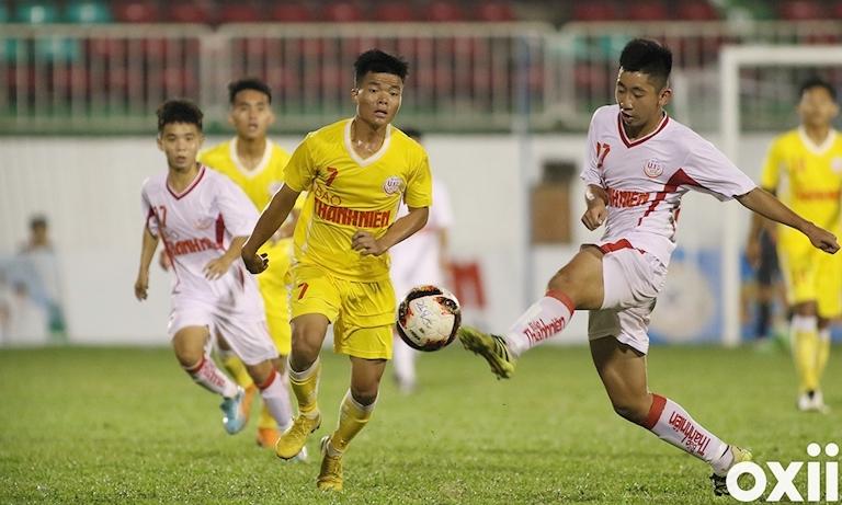 U19 Hà Nội lên ngôi vô địch giải U19 quốc gia sau khi vượt qua chủ nhà HAGL với tỷ số 1-0